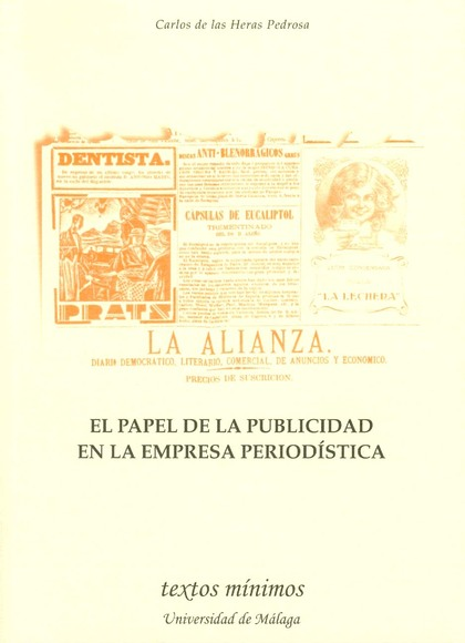 EL PAPEL DE LA PUBLICIDAD EN LA EMPRESA PERIODÍSTICA