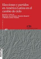 ELECCIONES Y PARTIDOS EN AMÉRICA LATINA EN EL CAMBIO DE CICLO (E-BOOK).