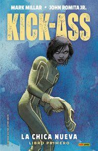 KICK-ASS. LA CHICA NUEVA 01