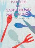 PAPELES GASTRONOMICA MALAGUEÑA