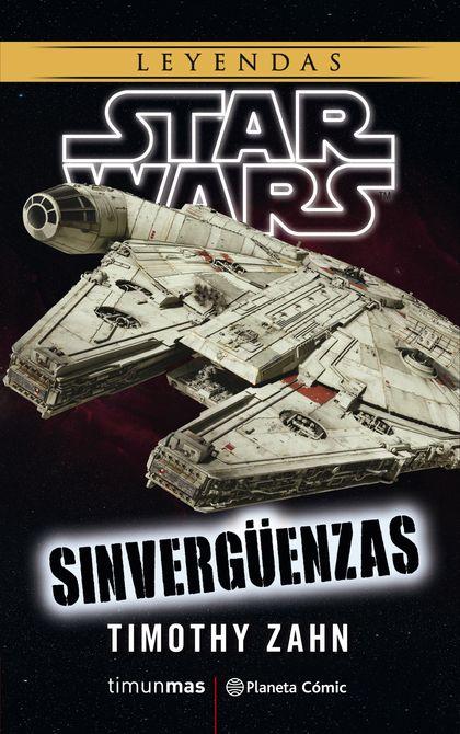 STAR WARS SINVERGÜENZAS (NOVELA).