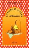 RECETARIO DULCERIA ANDALUZA