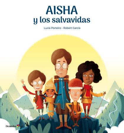 AISHA Y LOS SALVAVIDES