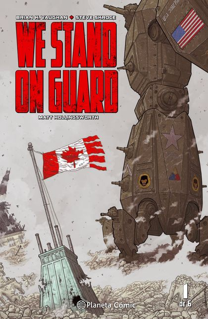 WE STAND ON GUARD Nº 01/06.
