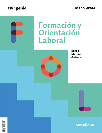 FORMACION Y ORIENTACION LABORAL GRADO MEDIO.
