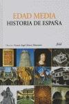 EDAD MEDIA. HISTORIA DE ESPAÑA.
