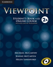 VIEWPOINT LEVEL 2 STUDENT´S BOOK WITH ONLINE COURSE A (INCLUDES ONLINE WORKBOOK)