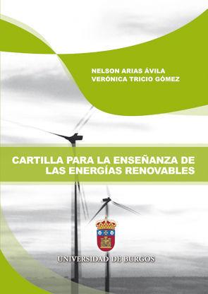 CARTILLA PARA LA ENSEÑANZA DE LAS ENERGÍAS RENOVABLES