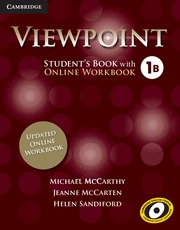 VIEWPOINT LEVEL 1 STUDENT´S BOOK WITH UPDATED ONLINE WORKBOOK B
