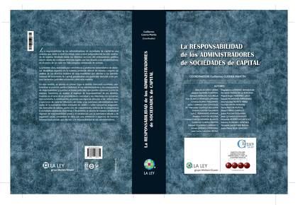 LA RESPONSABILIDAD DE LOS ADMINISTRADORES DE SOCIEDADES DE CAPITAL