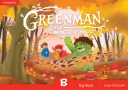 GREENMAN AND THE MAGIC FOREST. BIG BOOK. B.
