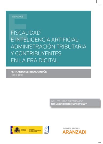 FISCALIDAD E INTELIGENCIA ARTIFICIAL ADMINISTRACION TRIBUTA.