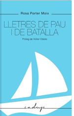 LLETRES DE PAU I DE BATALLA.