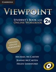 VIEWPOINT LEVEL 2 STUDENT´S BOOK WITH UPDATED ONLINE WORKBOOK B