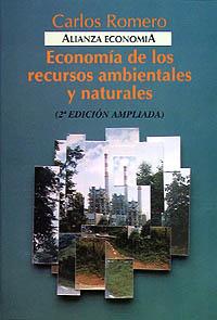 Economía de los recursos ambientales y naturales