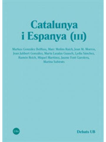 CATALUNYA I ESPANYA (III).
