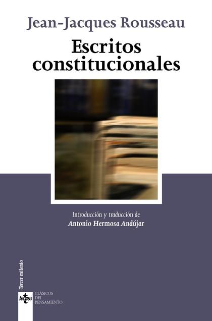 ESCRITOS CONSTITUCIONALES.