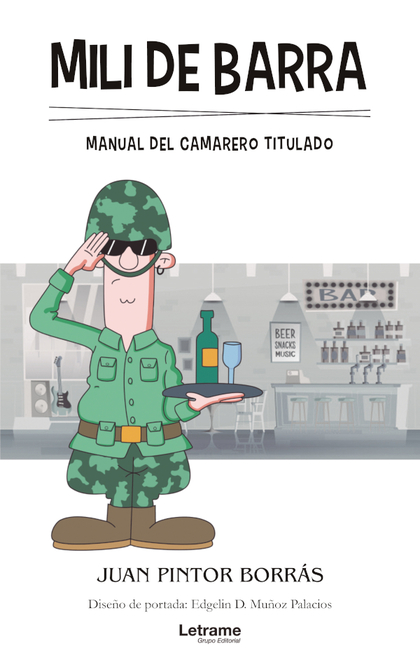 MILI DE BARRA. MANUAL DEL CAMARERO TITULADO