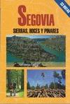 SEGOVIA. SIERRAS, HOCES Y PINARES.