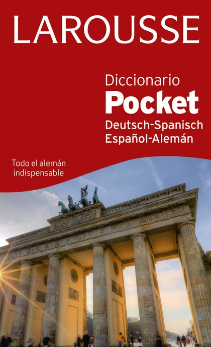 DICCIONARIO POCKET ESPAÑOL-ALEMÁN / DEUTSH-SPANISCH.