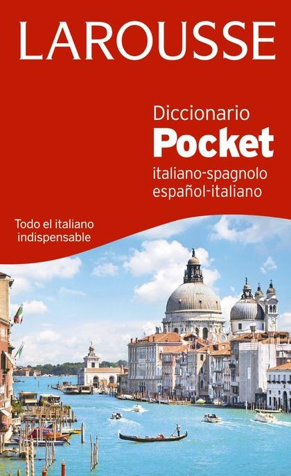 DICCIONARIO POCKET ESPAÑOL-ITALIANO / ITALIANO-SPAGNOLO.