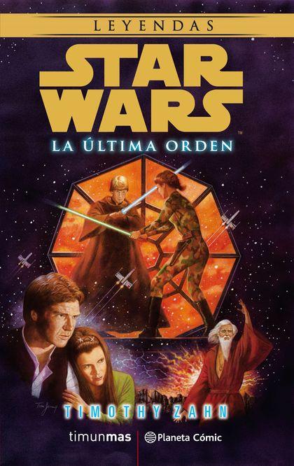 STAR WARS LA ÚLTIMA ORDEN (NOVELA).