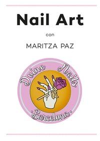 NAIL ART CON MARTIZA PAZ.