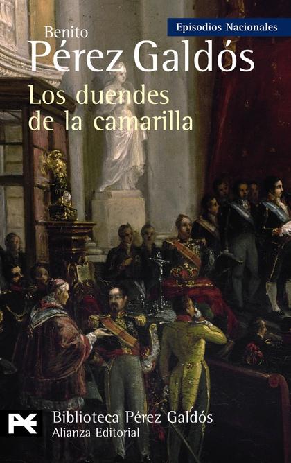 LOS DUENDES DE LA CAMARILLA : -