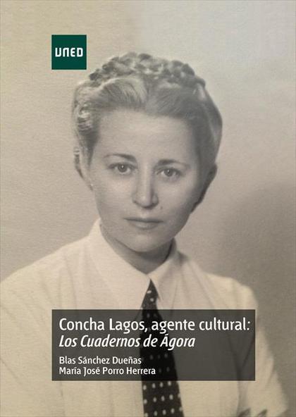 CONCHA LAGOS AGENTE CULTURAL: LOS CUADERNOS DE ÁGORA.