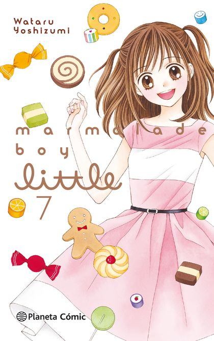 MARMALADE BOY LITTLE Nº 07.