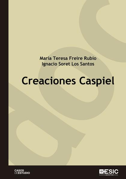 CREACIONES CASPIEL, S.L..