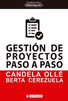 GESTIÓN DE PROYECTOS PASO A PASO.