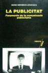 LA PUBLICITAT: FONAMENTS DE LA COMUNICACIÓ PUBLICITÀRIA