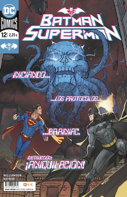 BATMAN/SUPERMAN NÚM. 12.