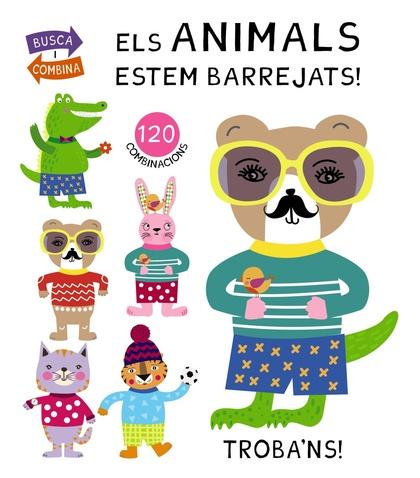 ELS ANIMALS ESTEM BARREJATS!.