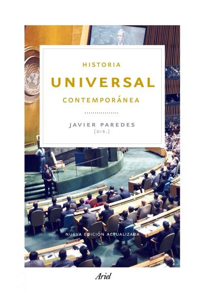 HISTORIA UNIVERSAL CONTEMPORÁNEA.