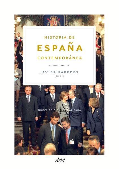 HISTORIA DE ESPAÑA CONTEMPORÁNEA.