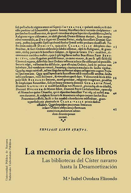 LA MEMORIA DE LOS LIBROS                                                        LAS BIBLIOTECAS