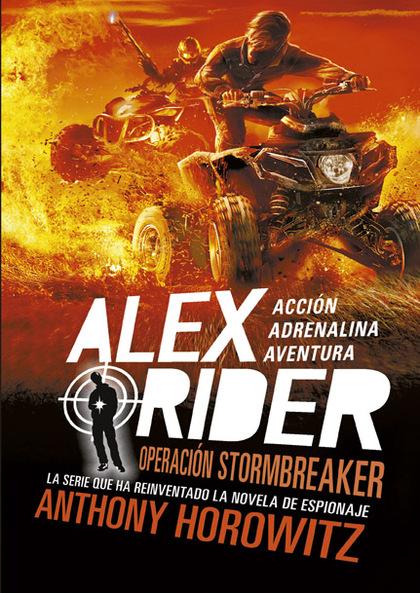 ALEX RIDER 1. OPERACIÓN STORMBREAKER.