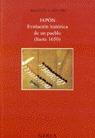 JAPON EVOLUCION HISTORICA DE UN PUEBLO HASTA 1650
