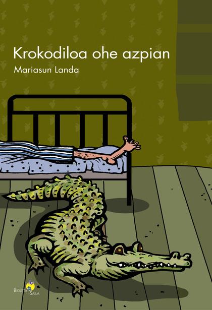 KROKODILOA OHE AZPIAN.