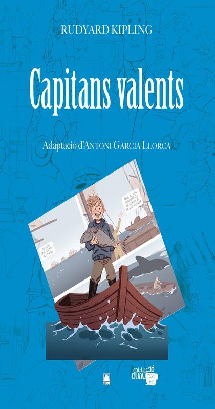 CAPITANS INTREPIDS (ADAPTACIO COMICS).