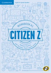 CITIZEN Z A1 WORKBOOK WITH DOWNLOADABLE AUDIO.