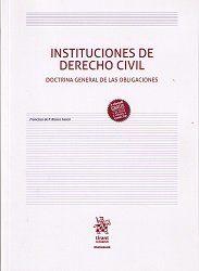 INSTITUCIONES DE DERECHO CIVIL.