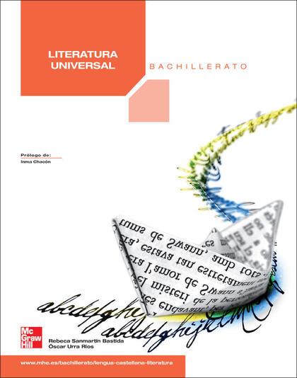 LITERATURA UNIVERSAL, BACHILLERATO