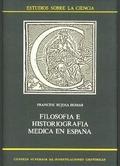 Filosofía e historiografía médica en España