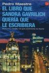 EL LIBRO QUE SANDRA GAVRILICH QUERÍA QUE LE ESCRIBIERA