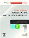 CECIL Y GOLDMAN, 24ª ED : TRATADO DE MEDICINA INTERNA