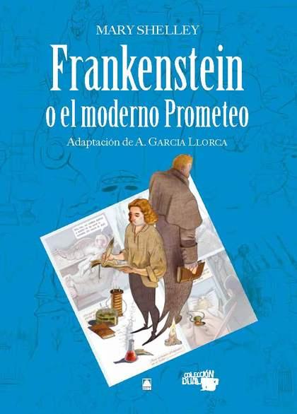 FRANKENSTEIN (ADAPTACION COMICS).