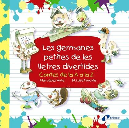 LES GERMANES PETITES DE LES LLETRES DIVERTIDES
